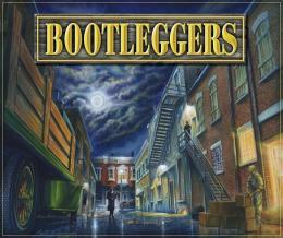 thumbnail for the board game Bootleggers
