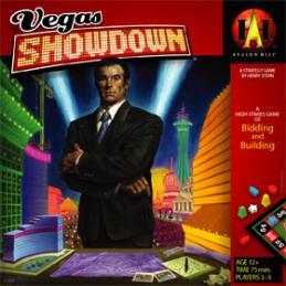 thumbnail for the board game Vegas Showdown