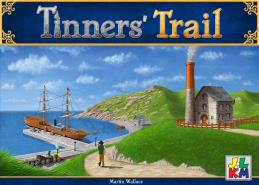 thumbnail for the board game Tinners' Trail