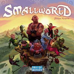 thumbnail for the board game Small World