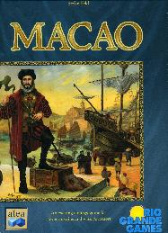thumbnail for the board game Macao