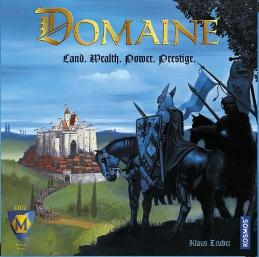 thumbnail for the board game Domaine