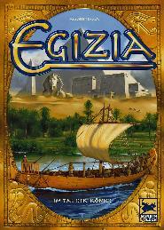 thumbnail for the board game Egizia