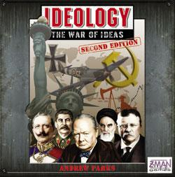 thumbnail for the board game Ideology: The War of Ideas