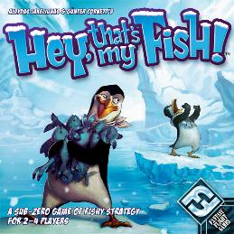thumbnail for the board game Hey, That's My Fish!