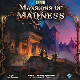 thumbnail for the board game Mansions of Madness