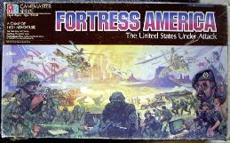 thumbnail for the board game Fortress America